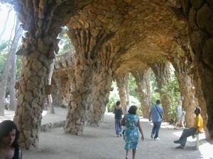Park Güell è il terzo luogo più fotografato al mondo