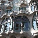 Casa Batlló Facciata anteriore