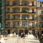 Casa Batlló Facciata posteriore