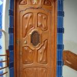 Casa Batlló Porta d'ingresso