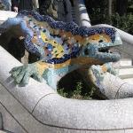 Parc Güell: la salamandra