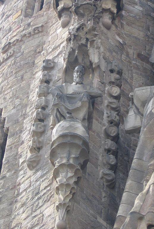 Scultura di San Barnaba