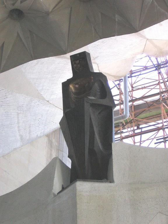 Statua di San Giorgio, di Subirachs