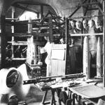 Il laboratorio della Sagrada Familia(1926)