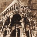 Abbozzo di Gaudí della Facciata della Passione (1911)