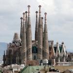Vista della Cattedrale dalla Casa Milà