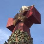 Dettagli esterni della Sagrada Familia